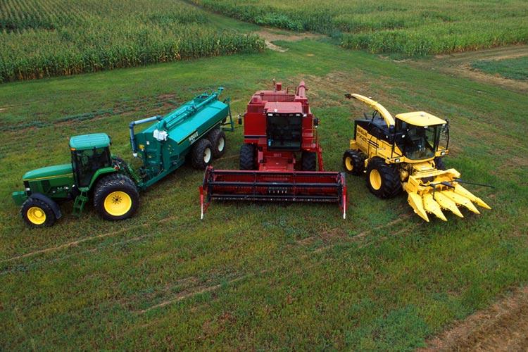 Patentino Macchine Agricole