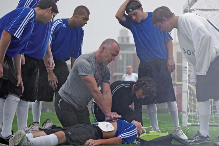 Defibrillatori società sportive dilettantistiche