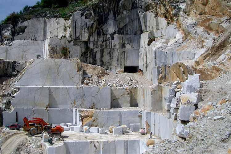 Campagna sicurezza nelle cave di marmo