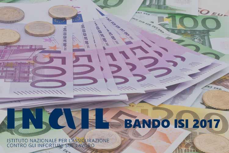 Inail Bando Isi 2017