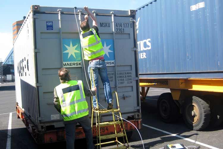 Sicuro Magazine Fumigazione Trasporto Container
