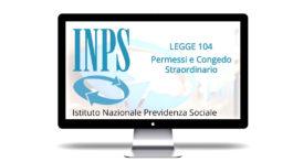 Legge 104 Inps Permessi e Congedo Straordinario