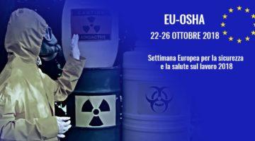 Eu Osha Settimana Europea Salute e Sicurezza sul Lavoro 2018