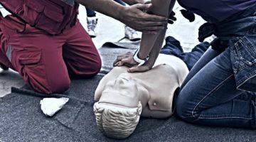 Primo soccorso sui luoghi di lavoro. Manuale Inail