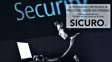 Intervista Soro Presidente Garante Protezione dati Personali
